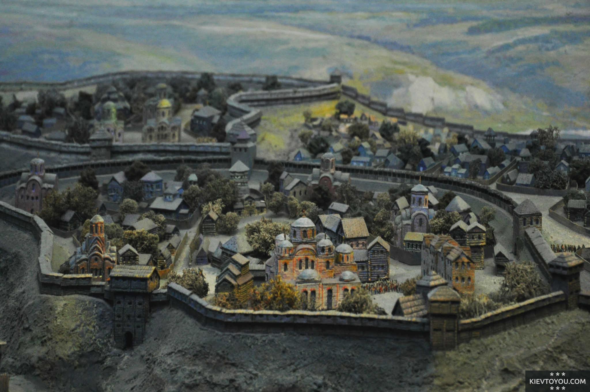 Легенды и исторические данные про основание Киева
