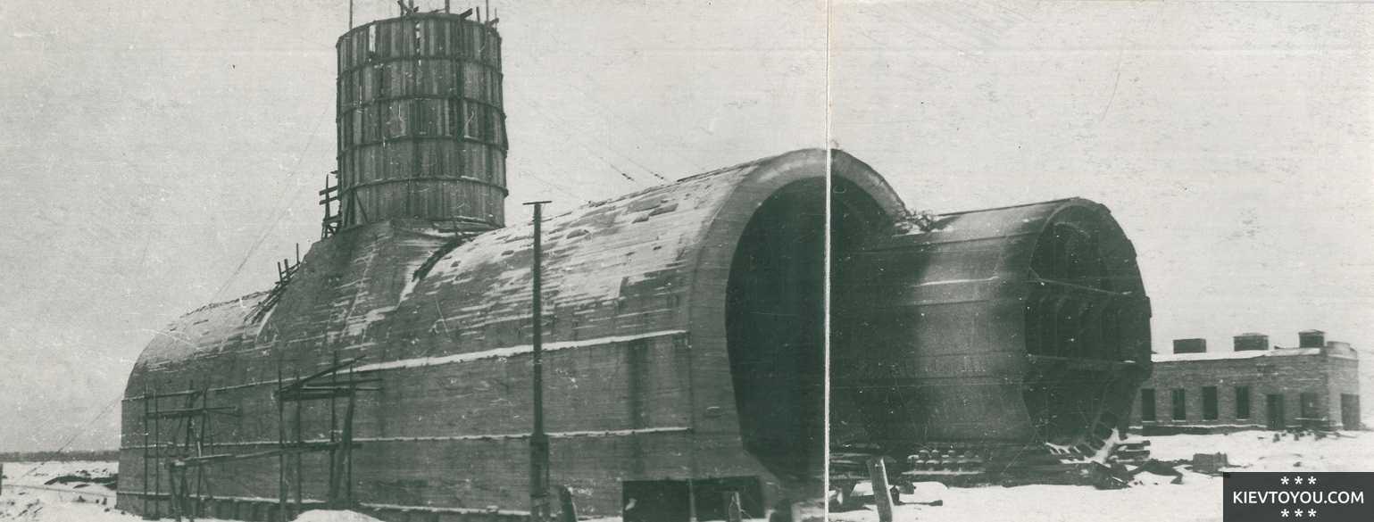Секретные тоннели Сталина в Киеве