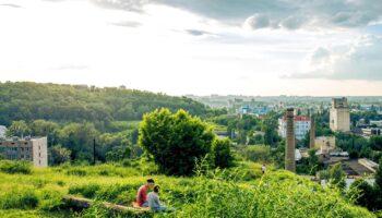 Старокиевская гора в Киеве