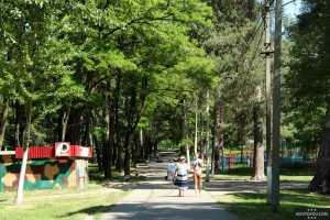 Гидропарк - популярное место отдыха среди киевлян
