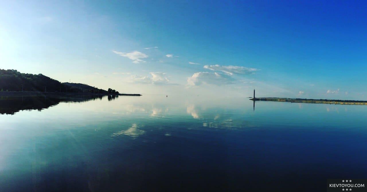 Огромное Киевское море