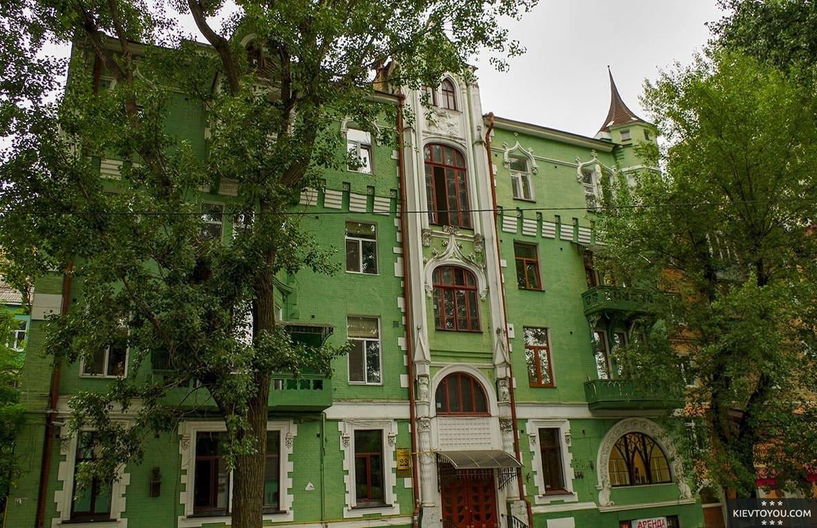 Современная фотография Дома с кошками в Киеве