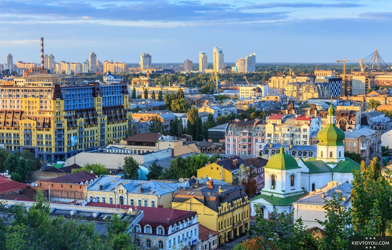 Список главных достопримечательностей и мест которые можно посмотреть в Киеве за один день