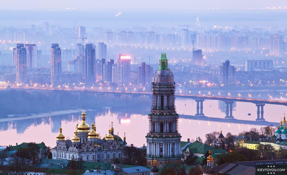Выясняем когда лучше приехать в Киев