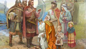 История правления князя Игоря в Киеве