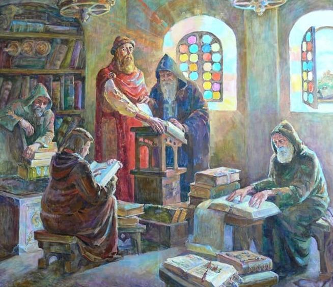 Ярослав Мудрый и Киев
